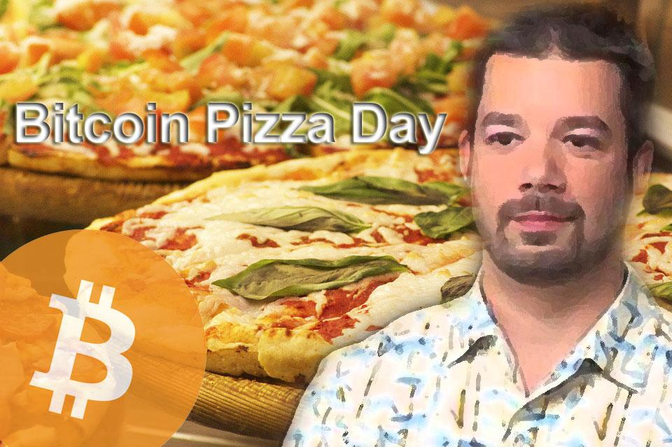ビットコイン初となる歴史的取引「ビットコイン・ピザ・デイ」9周年