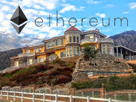 ブロックチェーン技術を活用した「住宅ローン」の計画発表!イーサリアムで「家をトークン化します!」