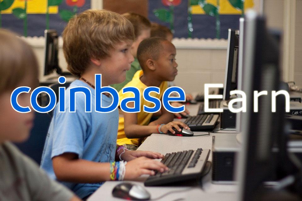 楽しく学んで仮想通貨が貰える!Coinbaseの教育プログラムが100か国以上に拡大