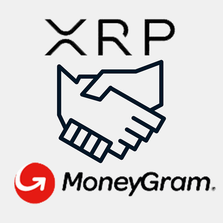Ripple社、世界大手送金会社「MoneyGram」と戦略的パートナーシップを発表!