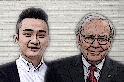 仮想通貨TRONのCEO、ウォーレン・バフェット氏との昼食の権利を購入 5億円