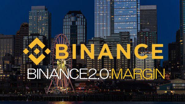世界最大手仮想通貨取引所バイナンス、6種類対象証拠金取引を正式に開始!日本は対象外
