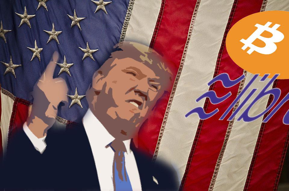 トランプ大統領、「ビットコイン」とFacebookの「Libra」を批判!