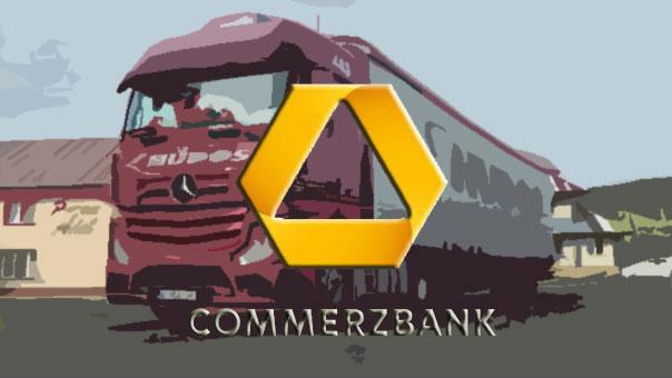 ドイツのコメルツ銀行が自動化されたトラックのブロックチェーン支払いを開発!