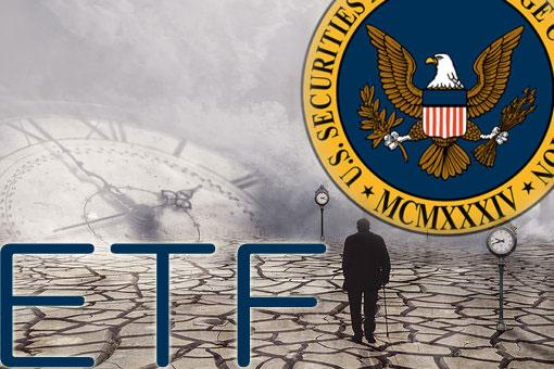 SECは再び3つのビットコインETFの決定を遅らせ、9月と10月に新しい期限を設定!