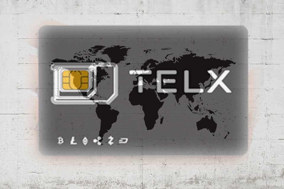 世界初!電話番号で仮想通貨を送受信できる「SIMカードウォレット」を発表 Telx Technologies