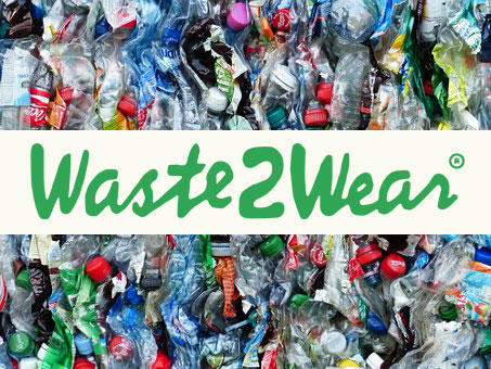 海洋プラスチックゴミ問題解決にブロックチェーン活用!ゴミから衣服へ!|Waste2Wear