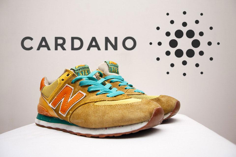 Cardanoはブロックチェーン技術で商品の真正性を証明する為、New Balanceとパートナーシップを結ぶ!