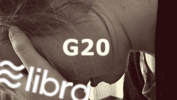 G20、「Libra」などのステーブルコインへの規制強化で合意!