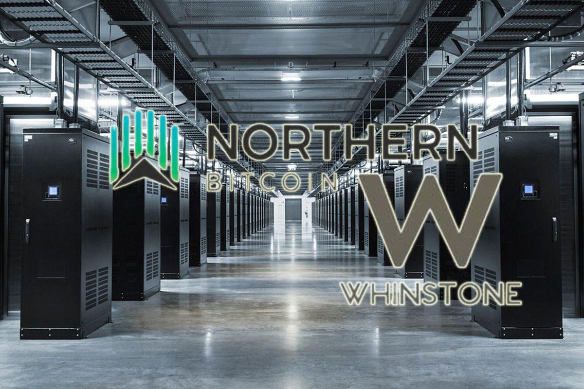 独米競合2社が統合!世界最大のビットコインマイニング施設建設へ!