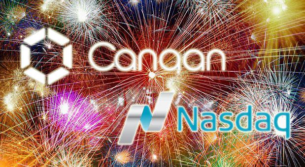 世界2位マイニング企業Canaanが米NASDAQに上場!