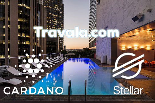 旅行ホテル予約サイト「Travala.com」、決済手段にステラ(XLM)・カルダノ(ADA)を新規導入!