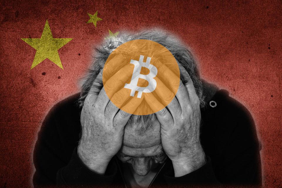 中国の取り締まり強化で5つの仮想通貨取引所の閉鎖!