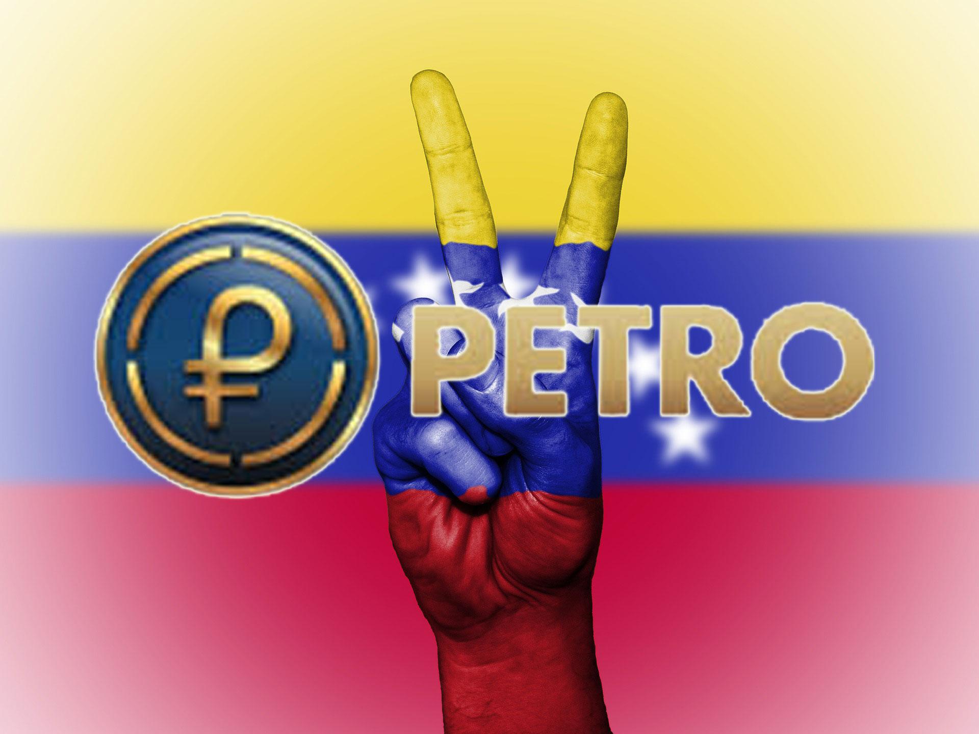 ベネズエラ大統領、仮想通貨ウォレット登録する国民に「0.5ペトロ」無料配布!
