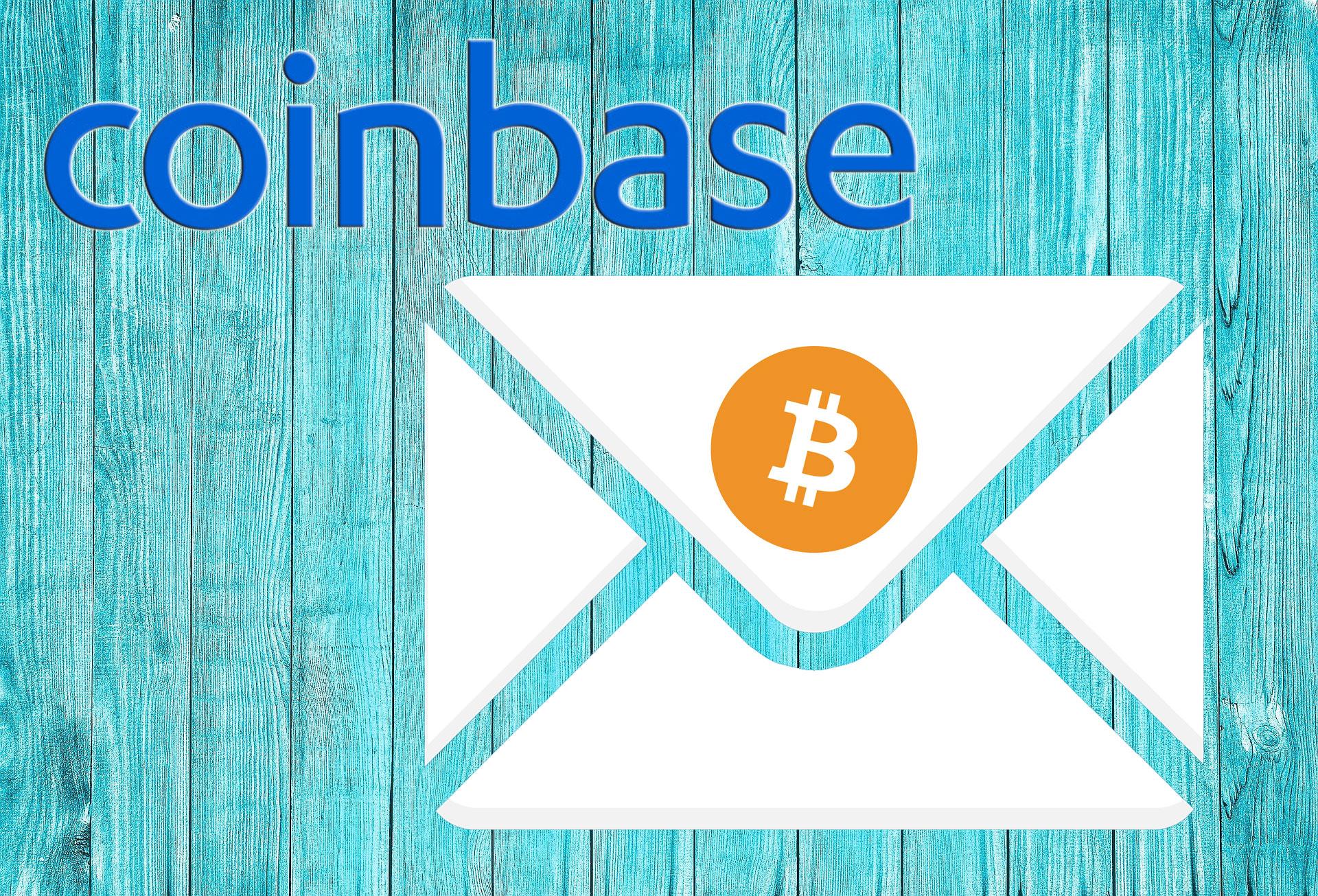米仮想通貨取引所Coinbase特許取得!「ビットコインをメールアドレスに送信!」