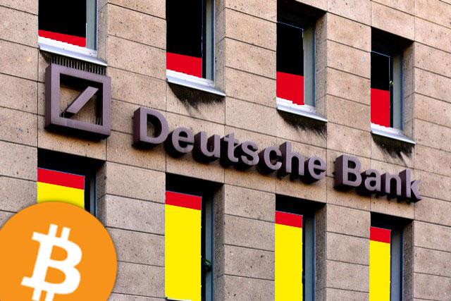 ドイツ銀行、仮想通貨は「必要な転換点を通過したが、まだ初期導入段階」:レポート