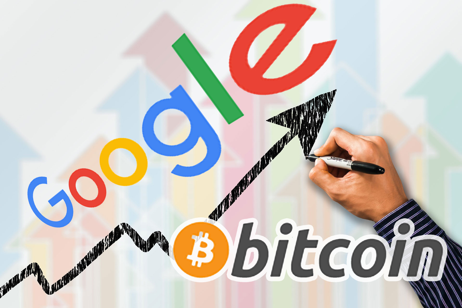 ビットコイン半減期への関心高まりGoogle検索急増、今後価格に影響か?
