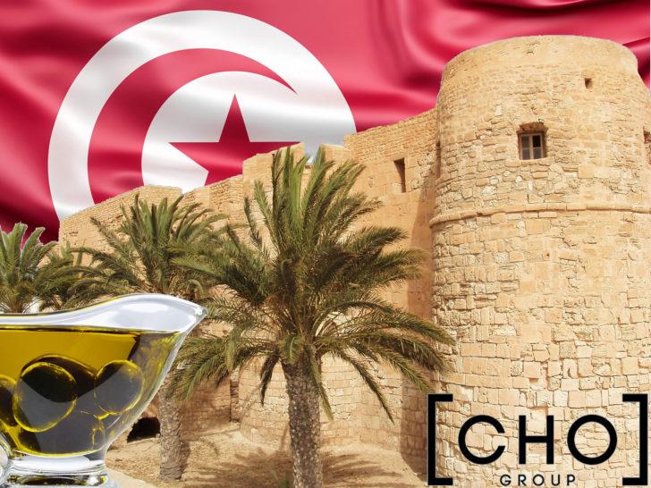 チュニジア ブロックチェーン オリーブオイル