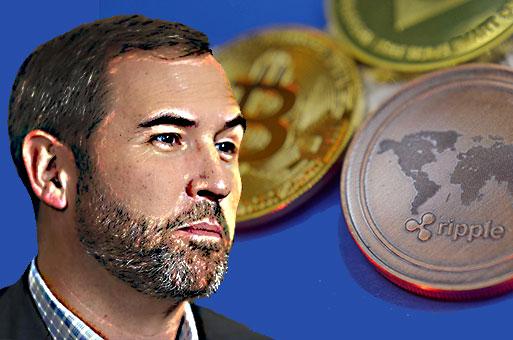 Ripple社「IPO」を示唆!BTC決済への考えを示す!:Ripple CEO