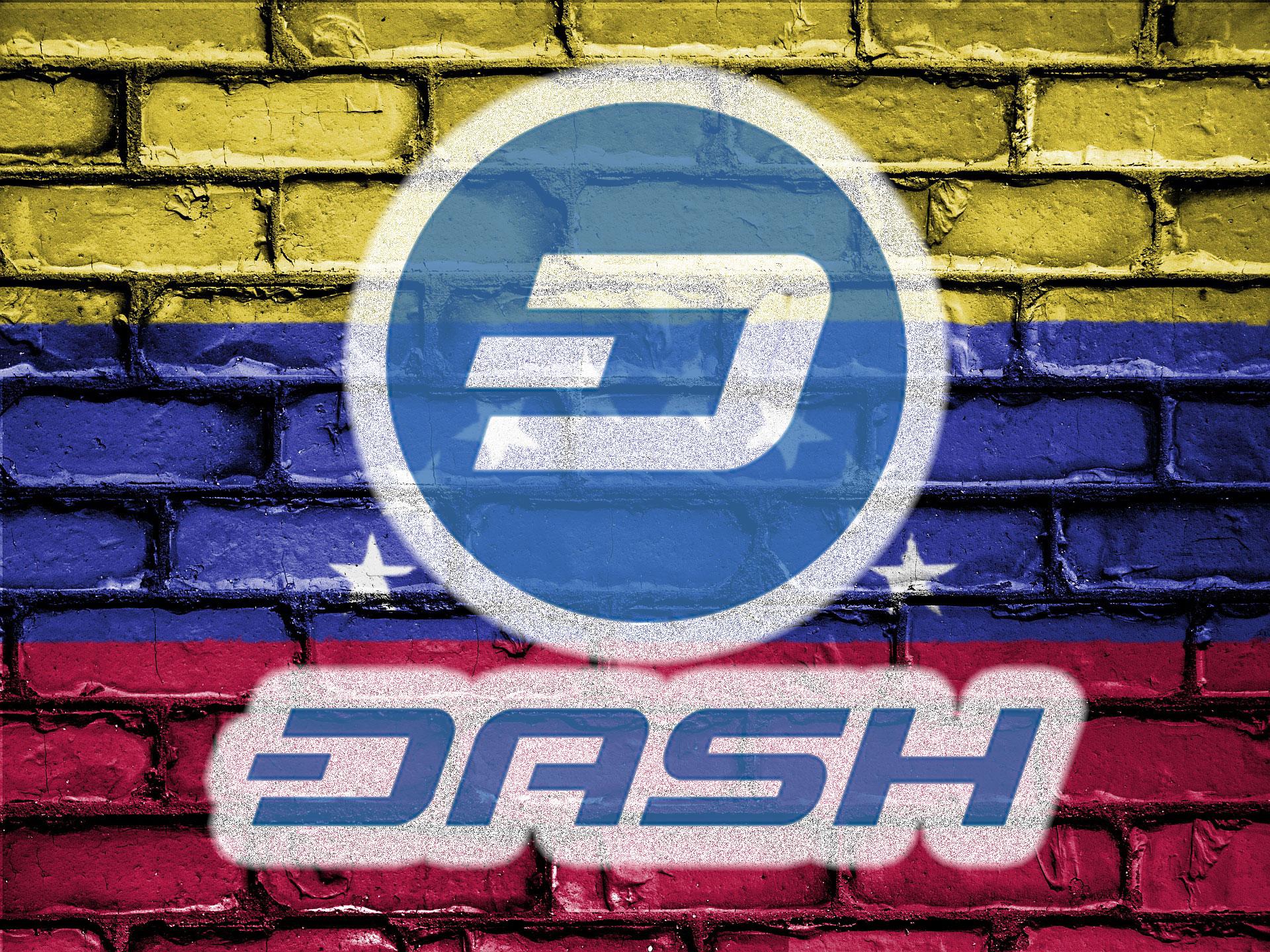 ベネズエラで「DASHウォレットアプリ」の利用者急増!8ヵ月で約6.6倍!