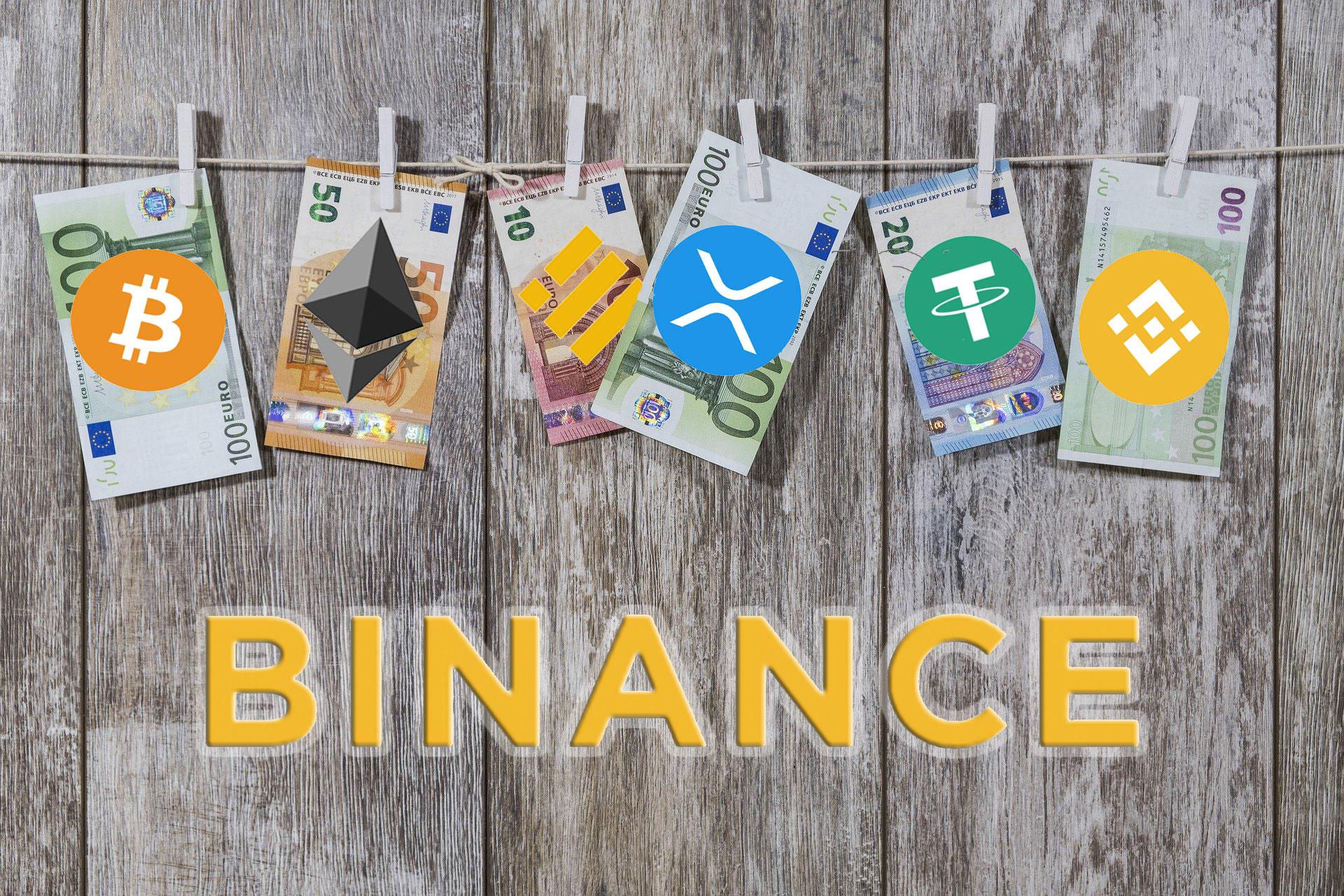 仮想通貨取引所Binance、法定通貨ユーロ(EUR)の取引ペア追加!ユーロ建6種類の仮想通貨!
