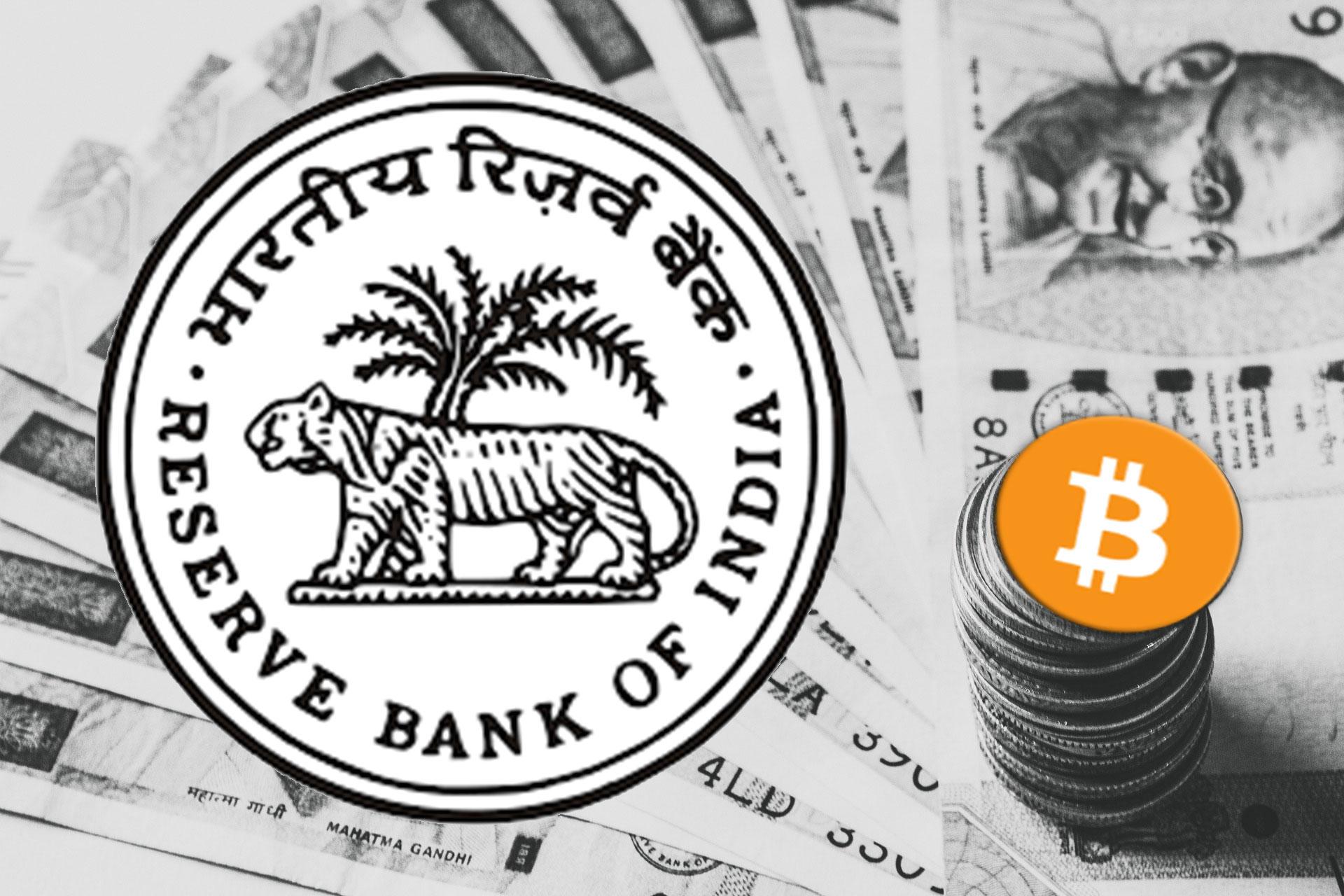 インドの中央銀行が仮想通貨の禁止を否定