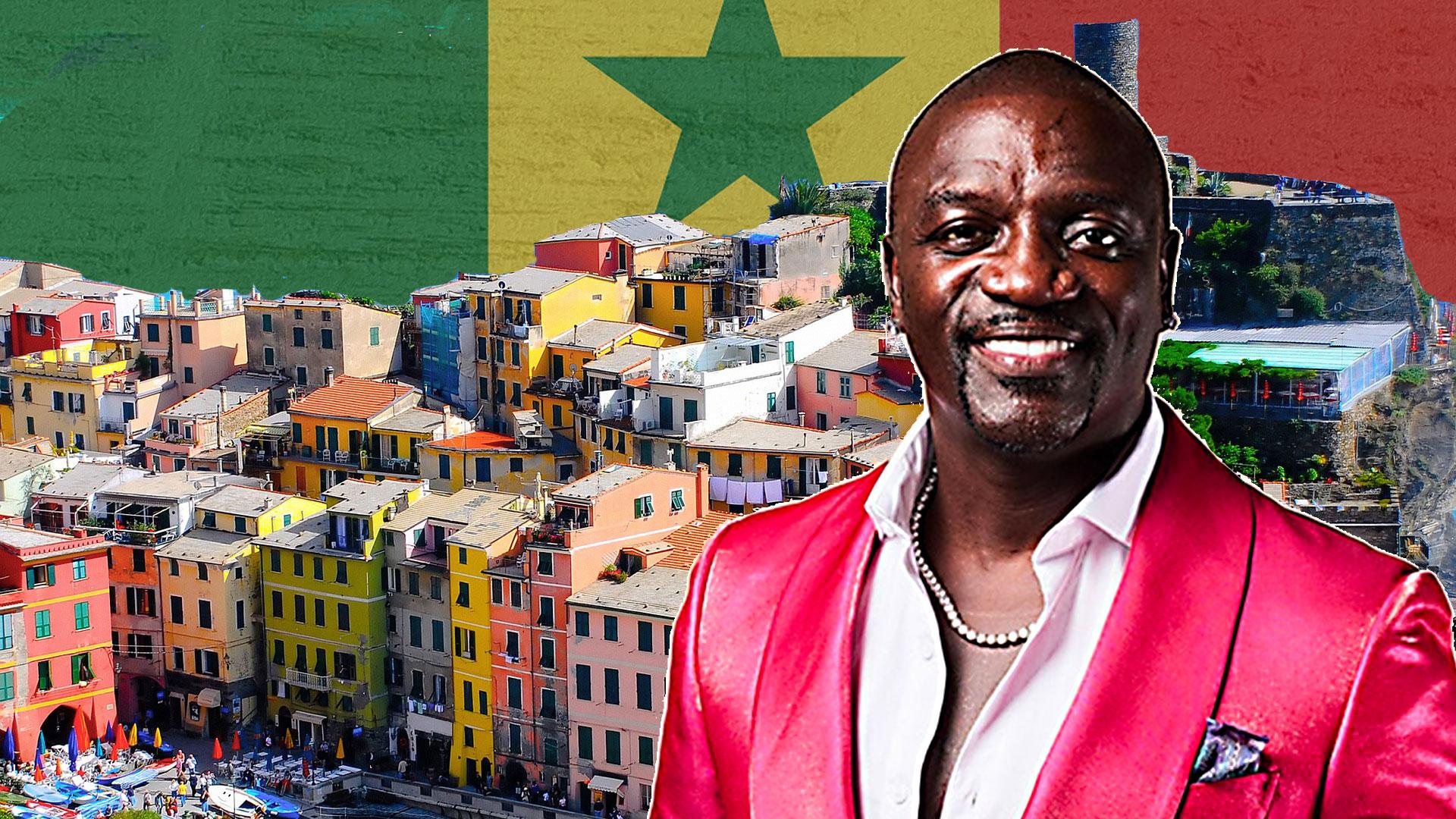 仮想通貨都市「AKON CITY」設立!母国セネガルと最終合意!