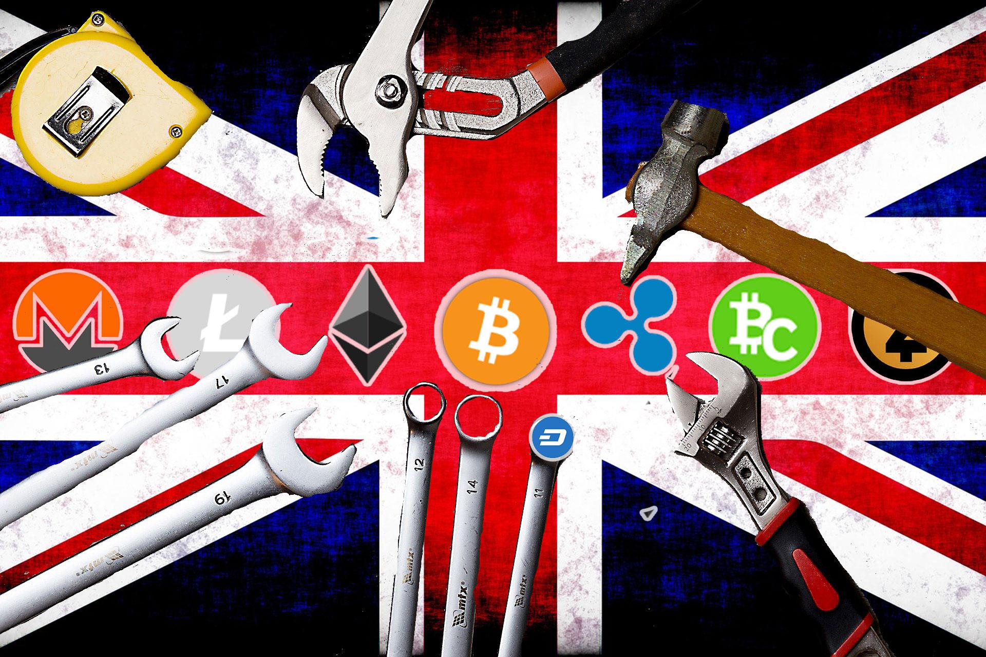 英国歳入関税庁、サイバー犯罪者に向けて「仮想通貨ブロックチェーン分析ツール」の導入計画