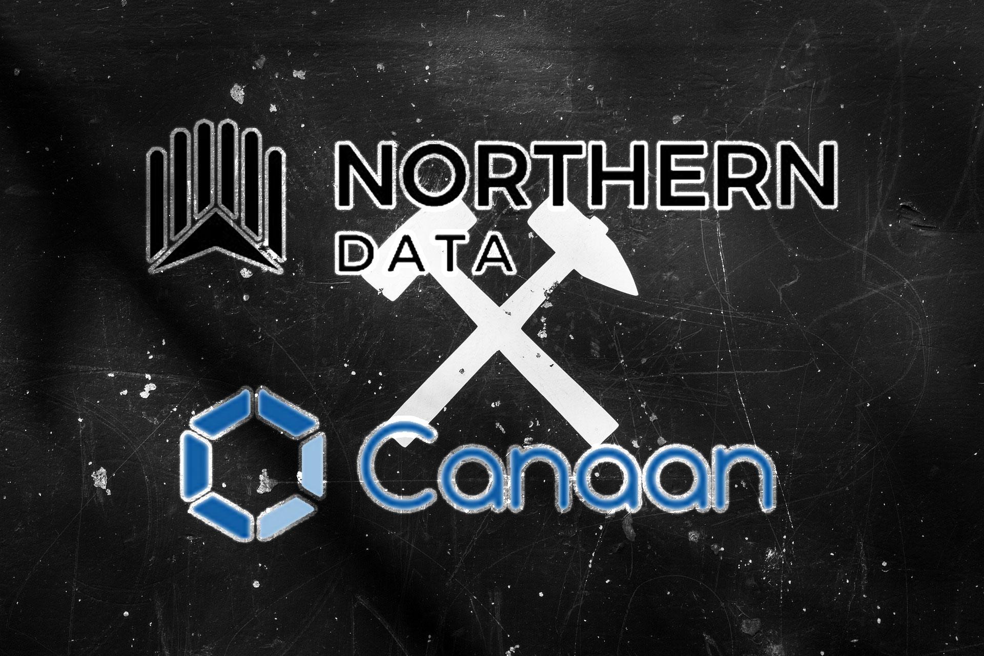 Northern Data AG社、仮想通貨マイニング大手のCanaan社と業務提携!