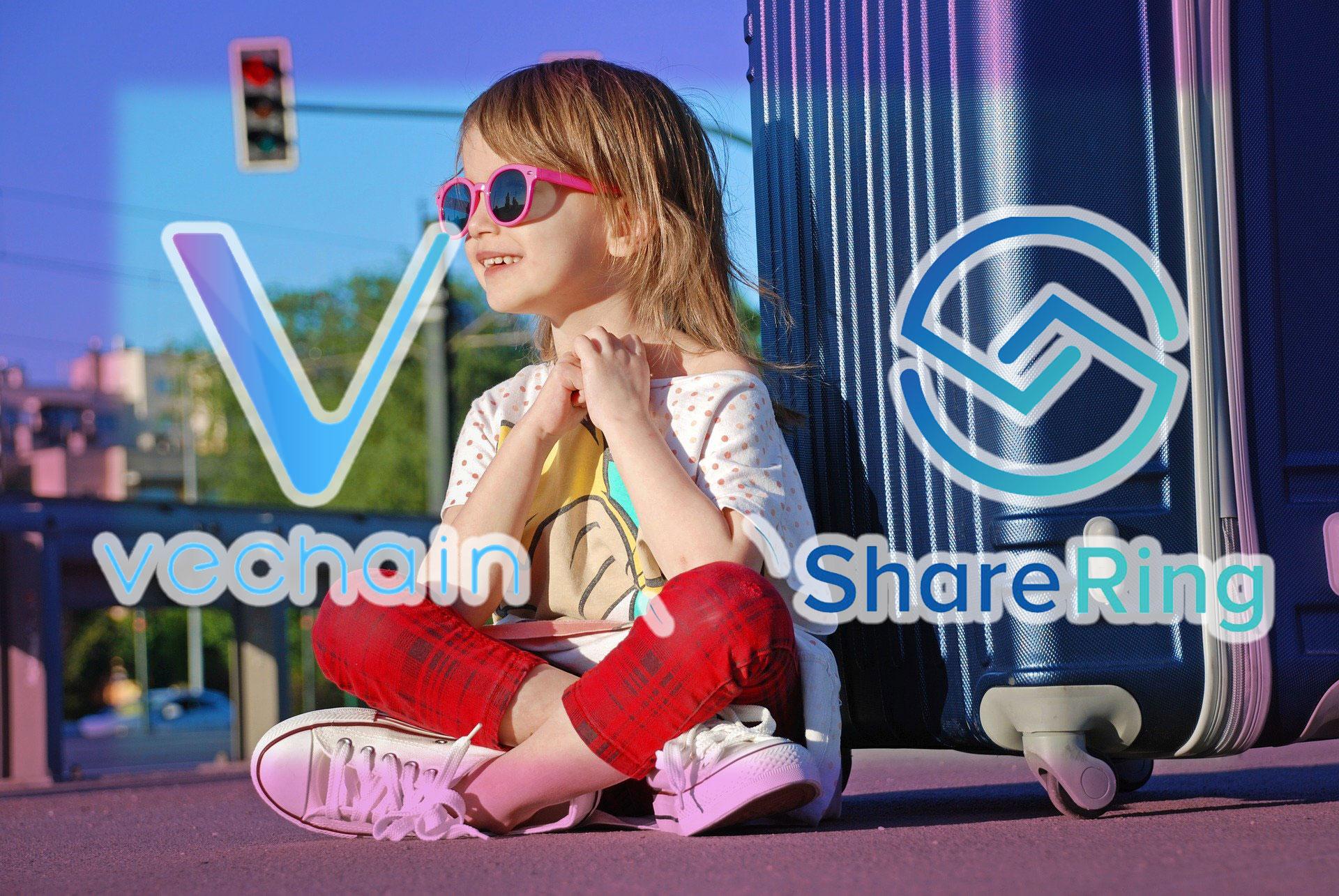 VeChainとShareRingが提携!VETはシェアリングエコノミーの決済手段となる