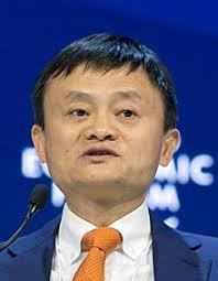Jack Ma/馬 雲(ジャック・マー)