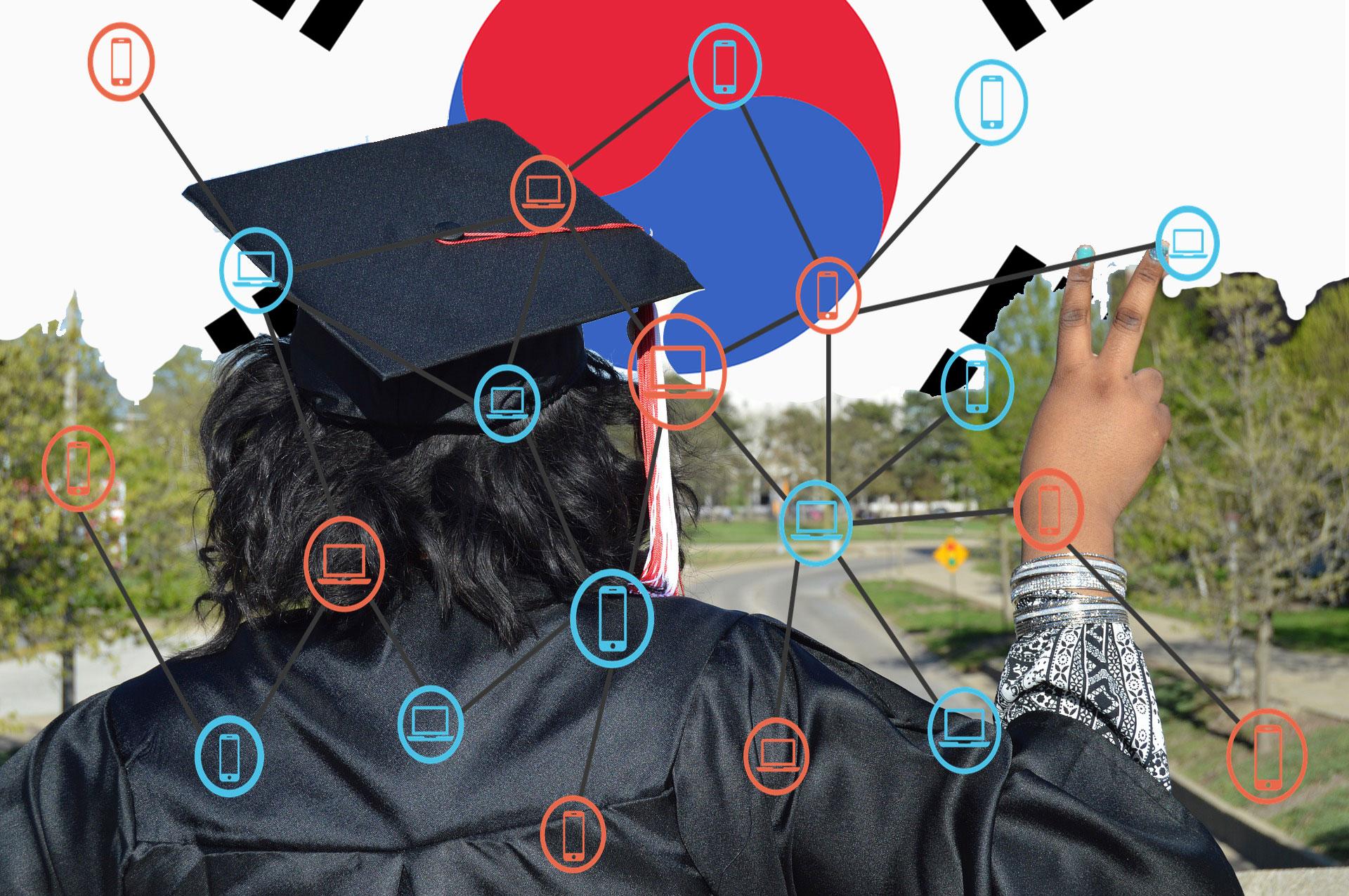 韓国の大学は「ブロックチェーン卒業証書」でコロナウィルスのリスクを回避