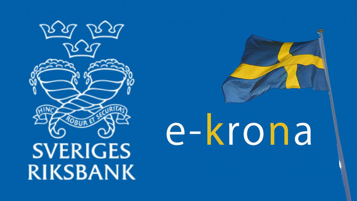スウェーデン中央銀行がe-krona(CBDC)のテスト運用を開始!
