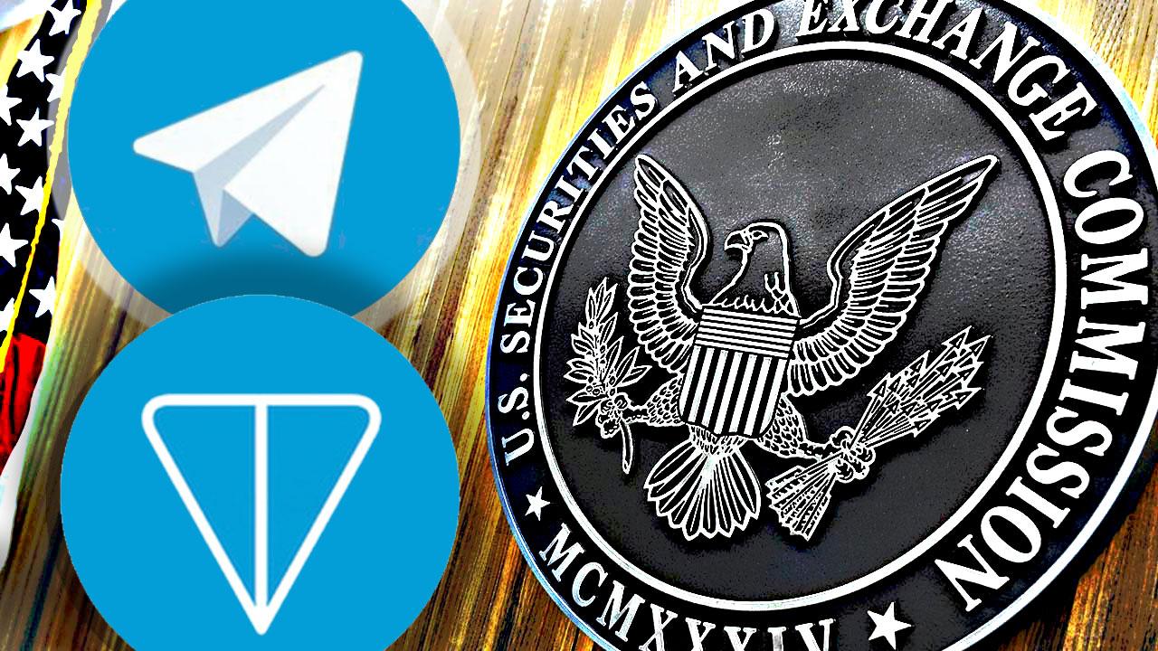 米裁判所、テレグラムによる仮想通貨「Gram」に対し、仮差止命令!