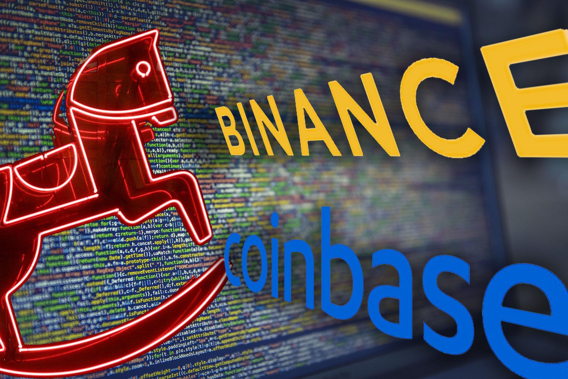 仮想通貨取引所Binanceなど、新トロイの木馬ウイルス「ケルベロス」の標的に!
