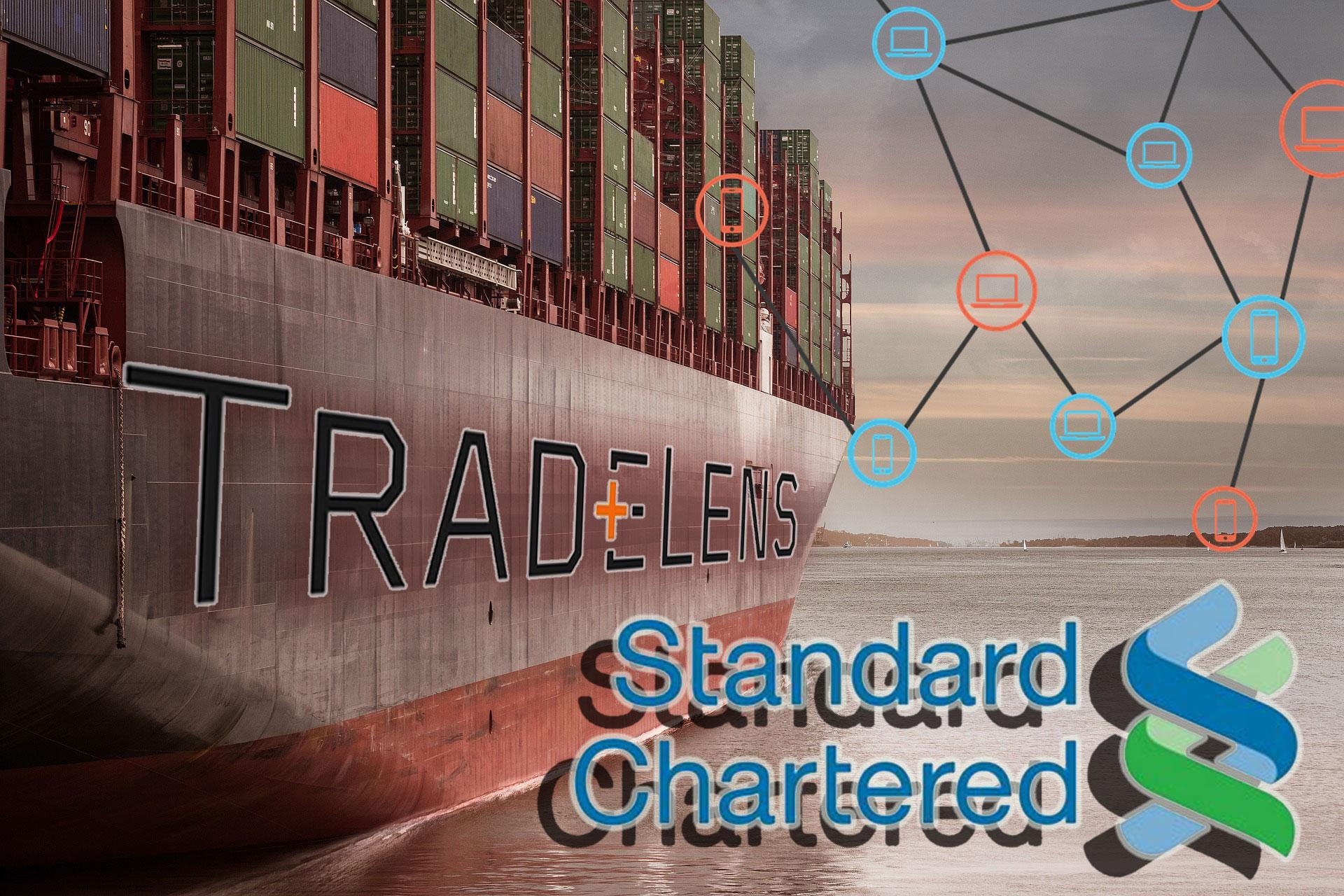 英スタンダードチャータード銀行が、海上物流のブロックチェーンプラットフォームに参加