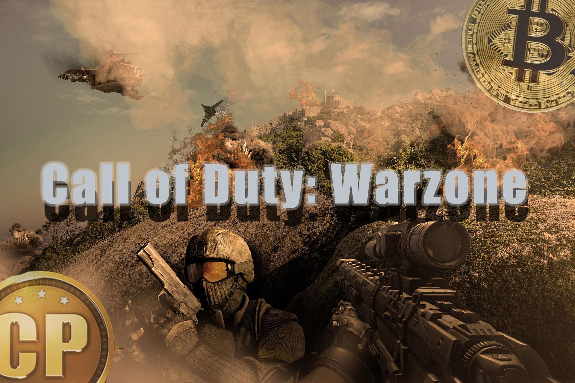 人気バトロワゲーム「Call of Duty」の最新作リリース!今後、仮想通貨との連携に期待!