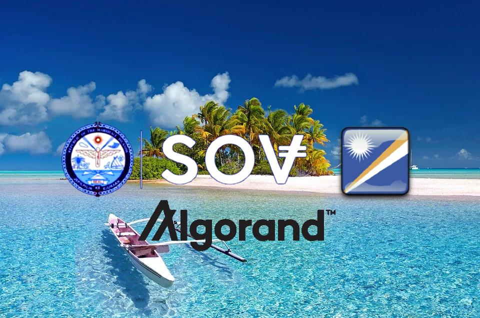 マーシャル諸島共和国のデジタル法定通貨、Algorandと提携して構築