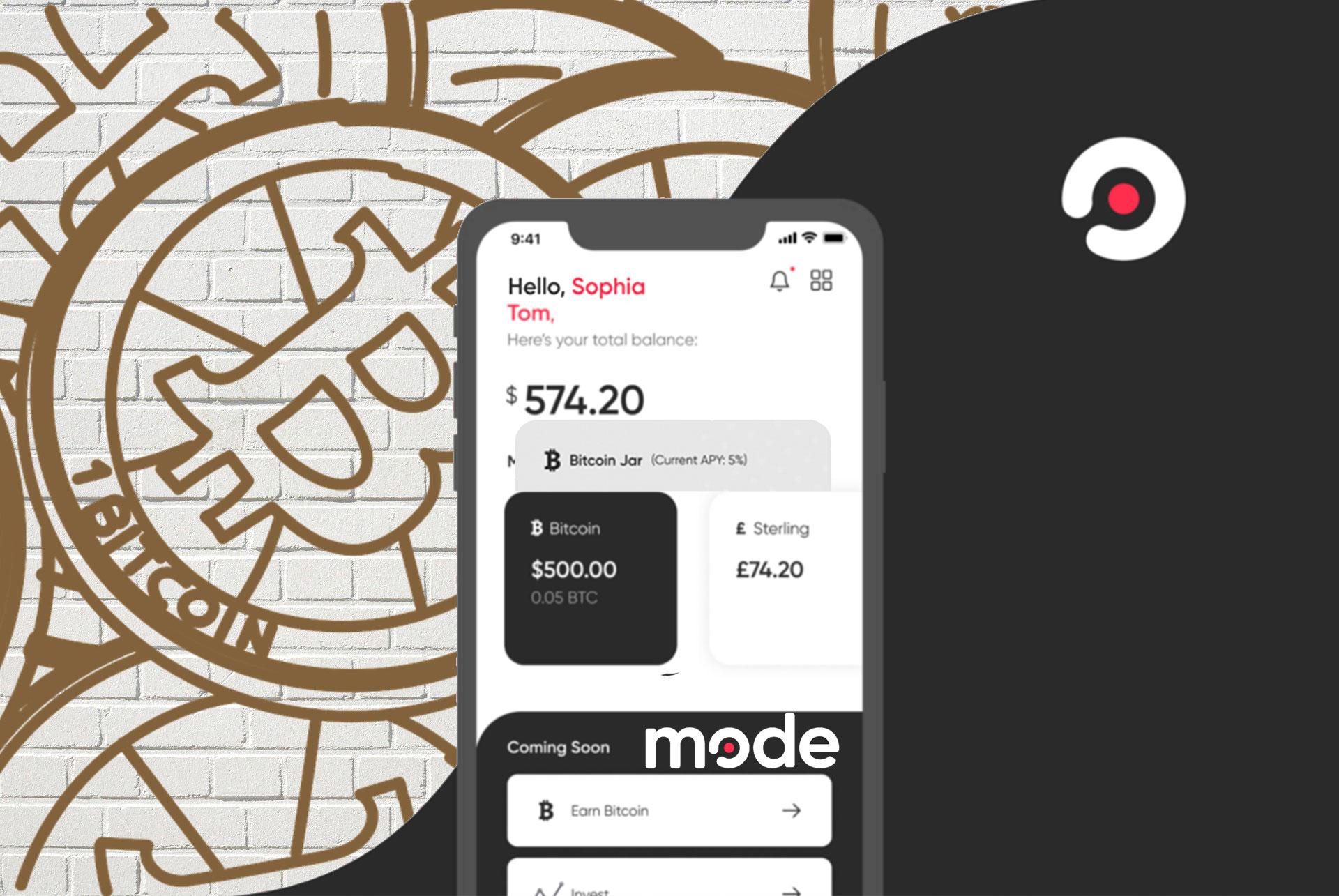 英ModeBankingが新たな金利商品「Bitcoin Jar」を導入!