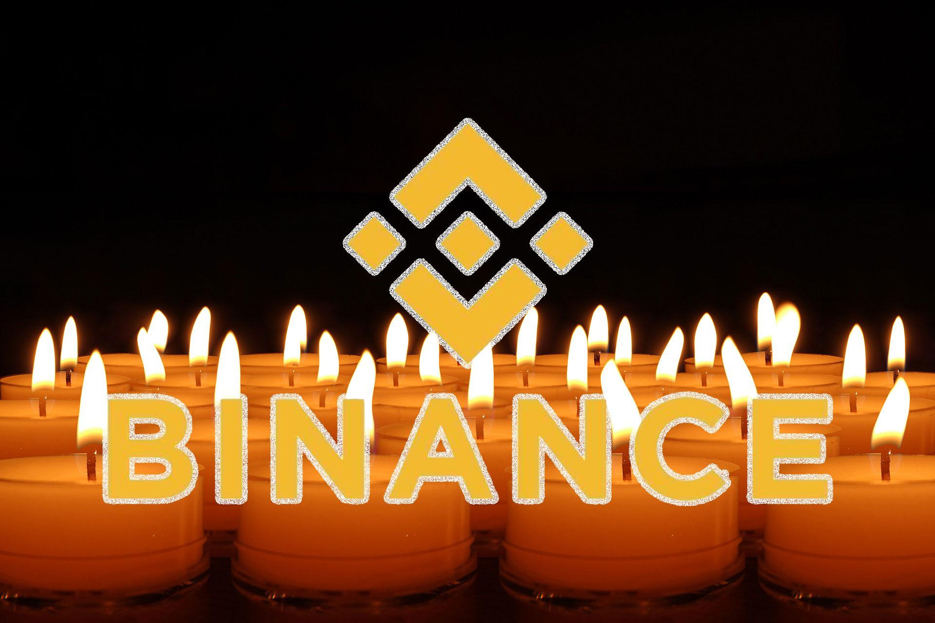 仮想通貨取引所Binance、一時オフラインに!現在復元済み!