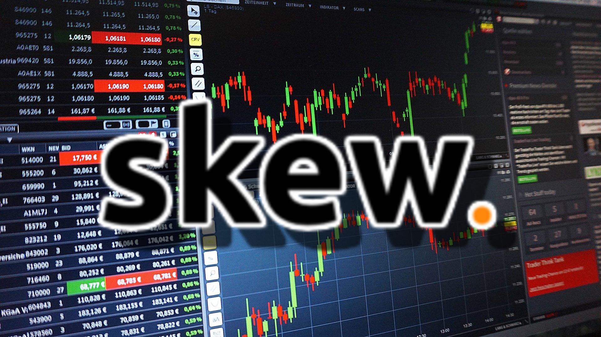 仮想通貨分析企業skewが、取引実行プラットフォームをリリース。500万ドルの融資を獲得