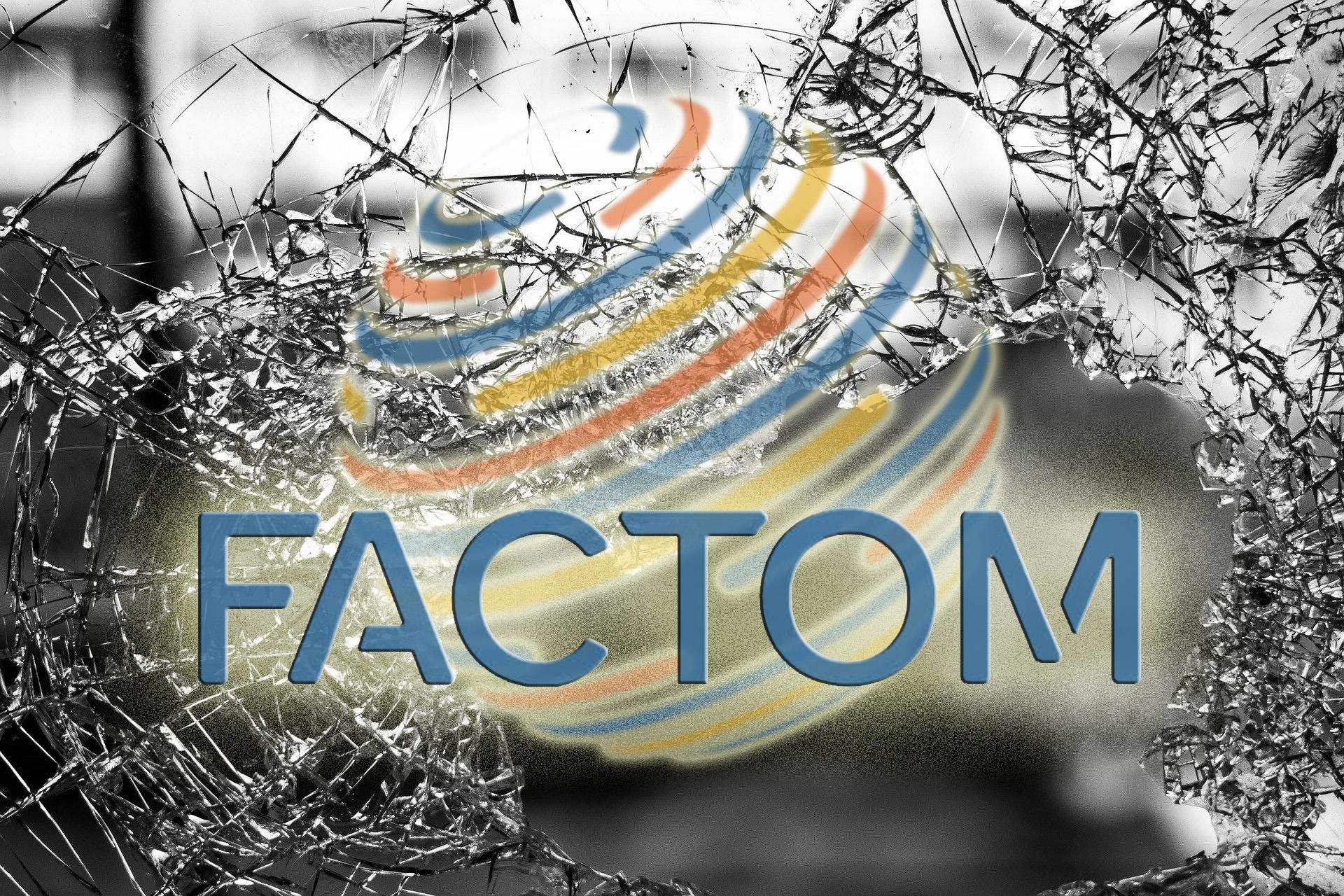 仮想通貨ファクトム(FTC)開発企業「Factom Inc」が清算手続き!