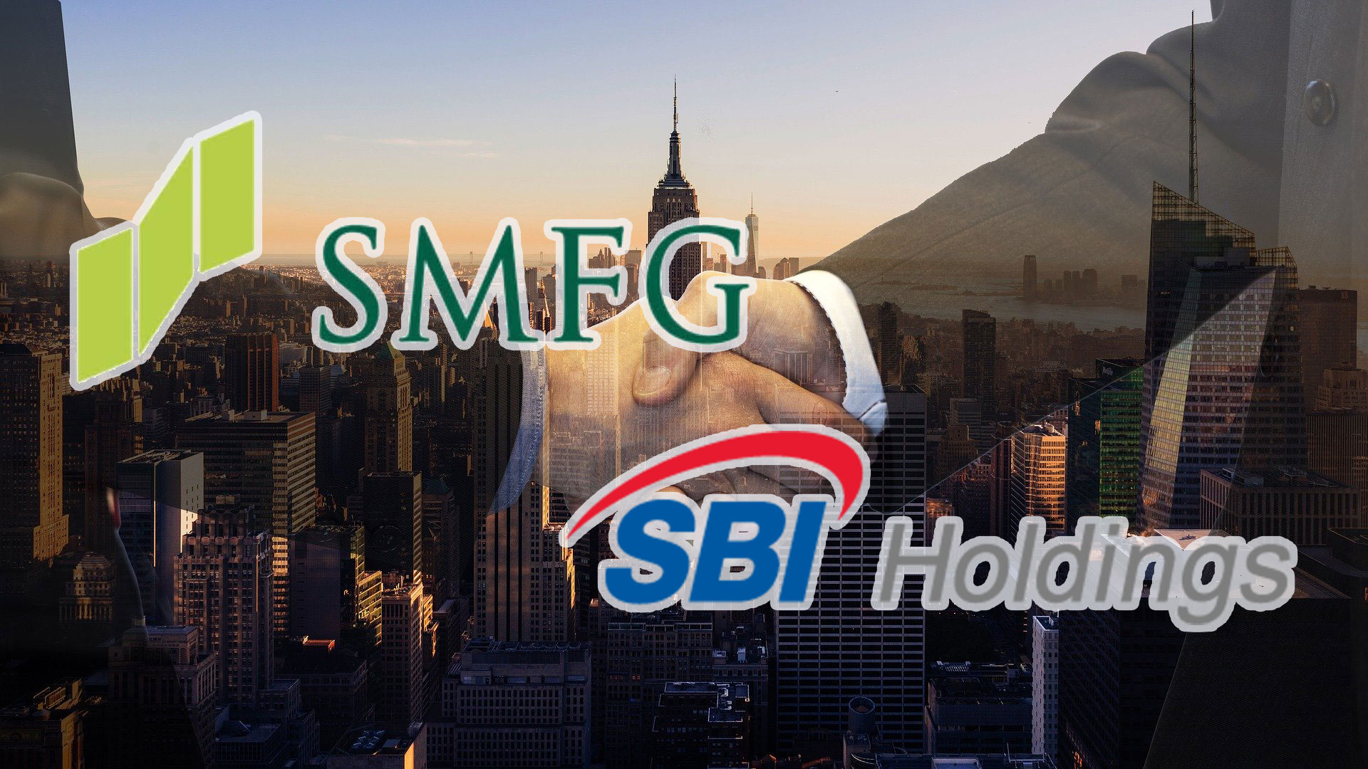 三井住友フィナンシャルグループとSBIホールディングス、スマホ向け金融サービスで業務提携