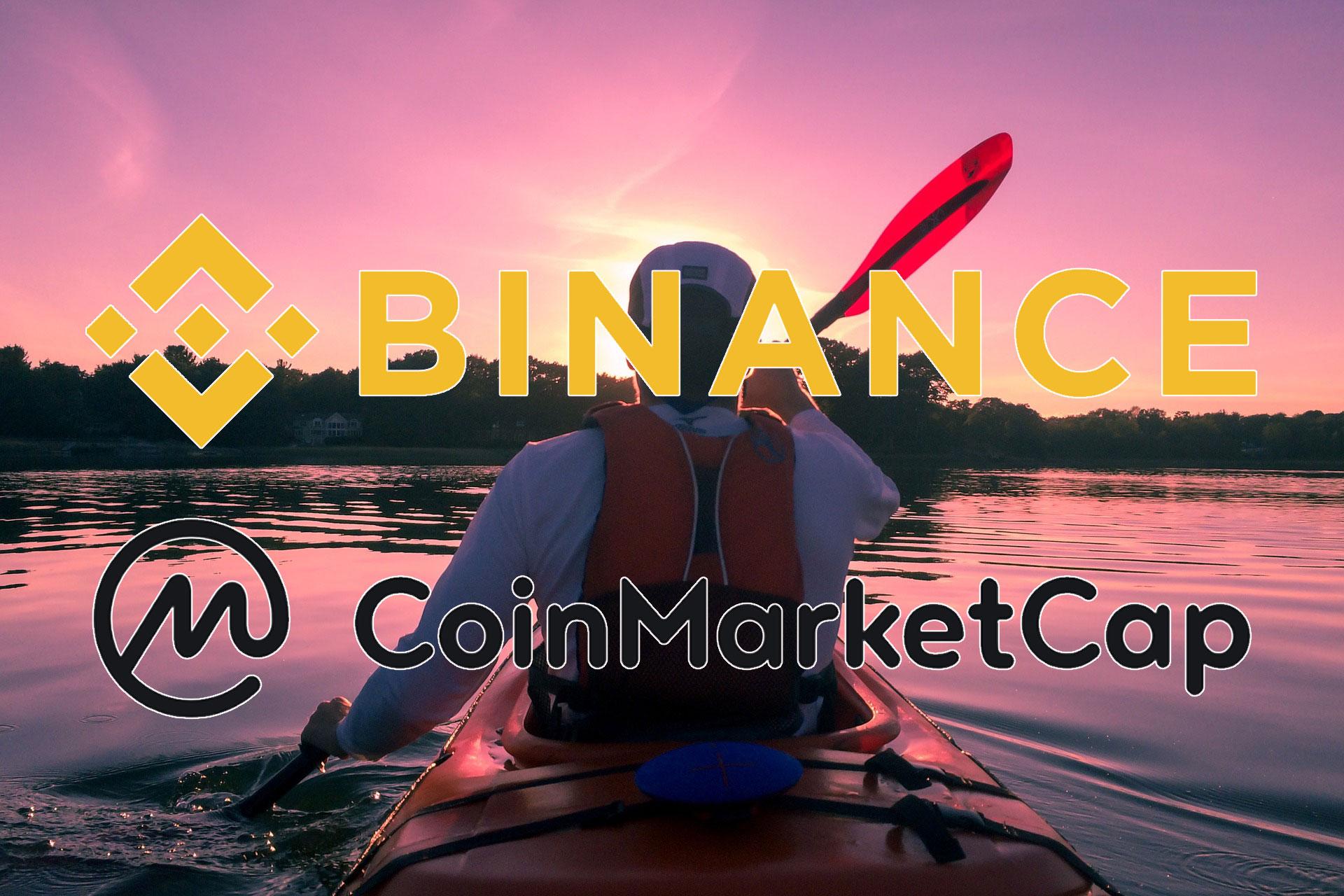 Binance、仮想通貨データ分析サイト「CoinMarketCap」の買収交渉の最終段階!