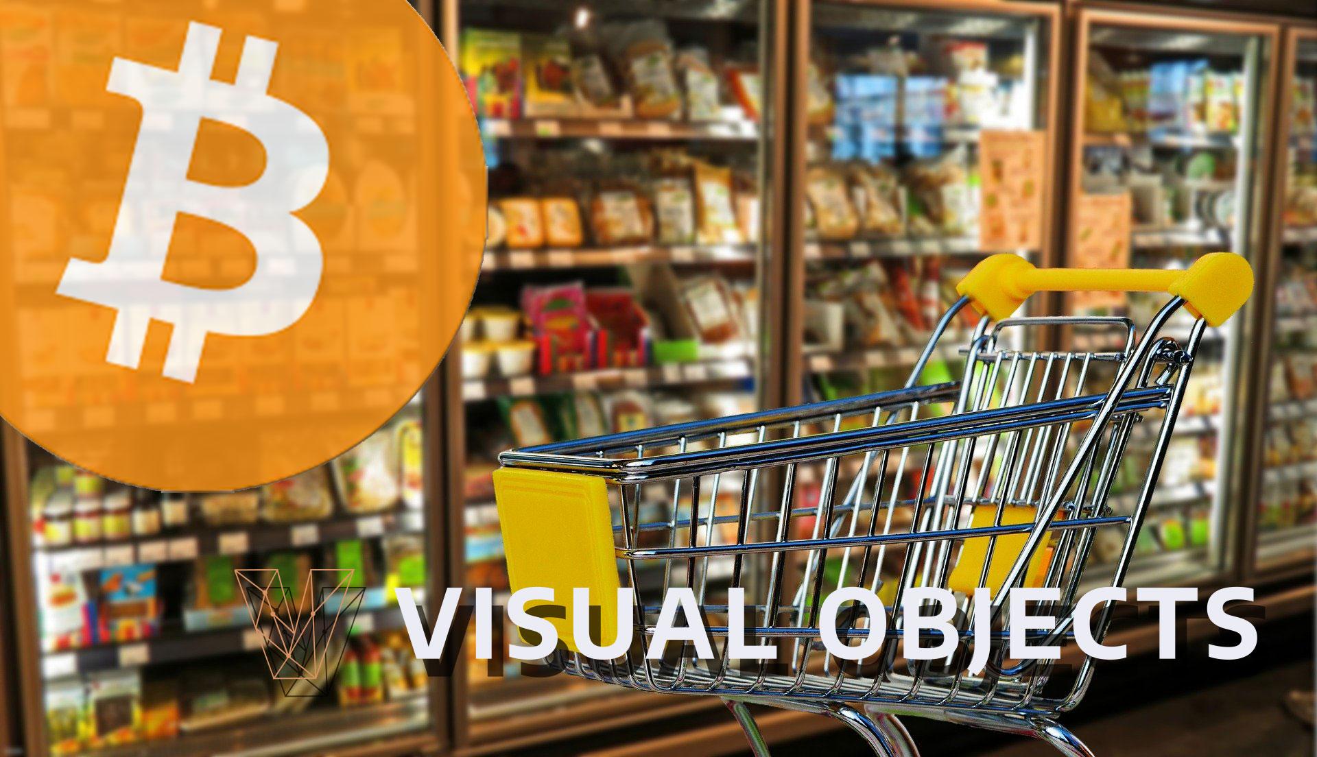 『認識と現実』仮想通貨での購入でもっとも多いのは食品、次に衣料:米調査会社