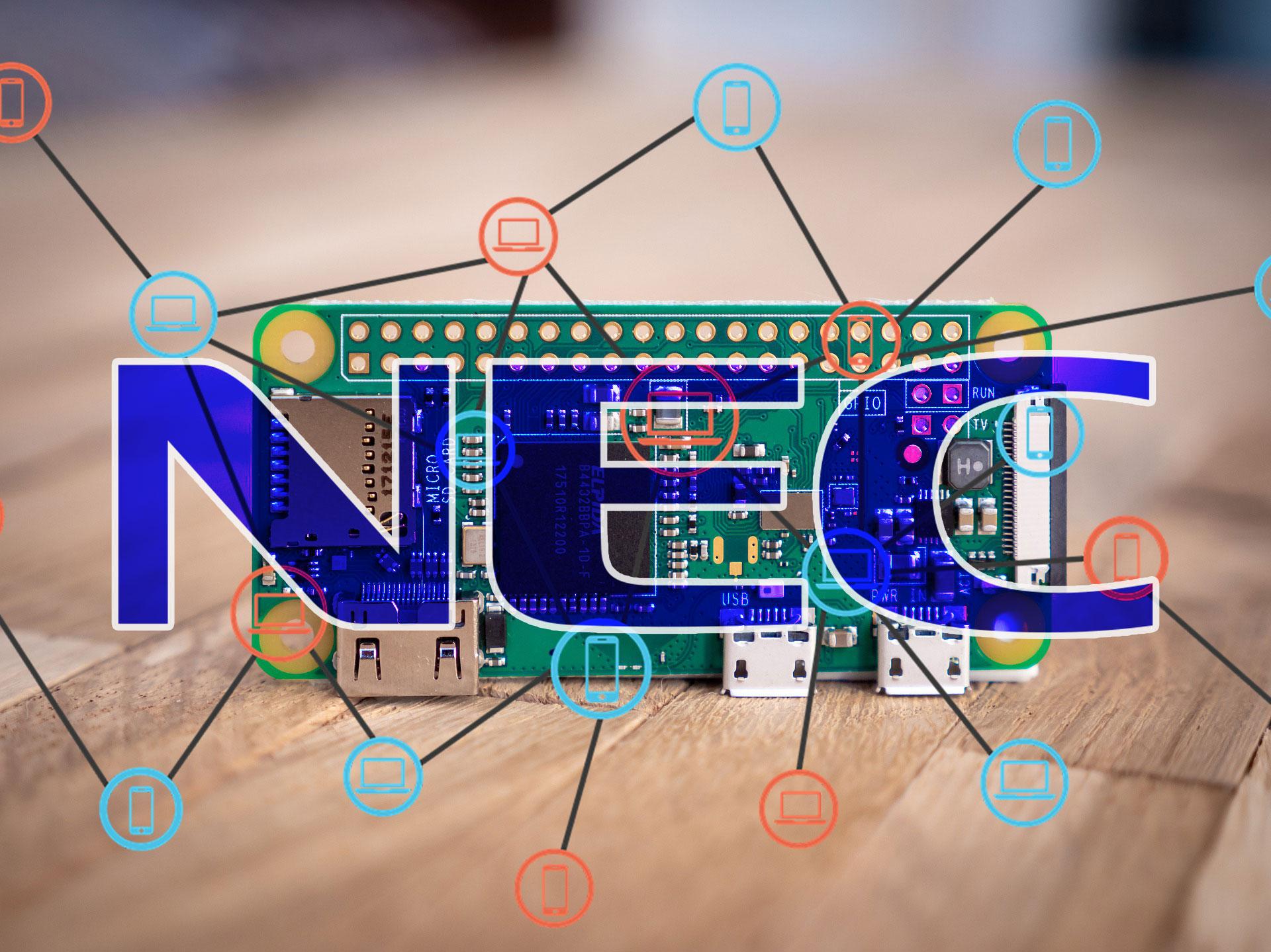 NEC、新開発した通信量削減装置「NEC AIアクセラレーター」にブロックチェーン技術を導入