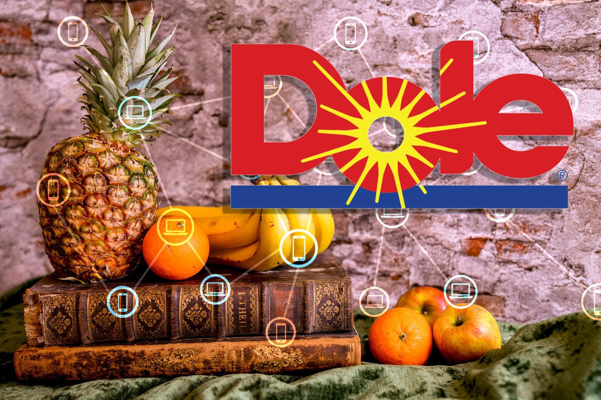 大手食品会社「Dole」、2025年までにブロックチェーン導入計画を発表!