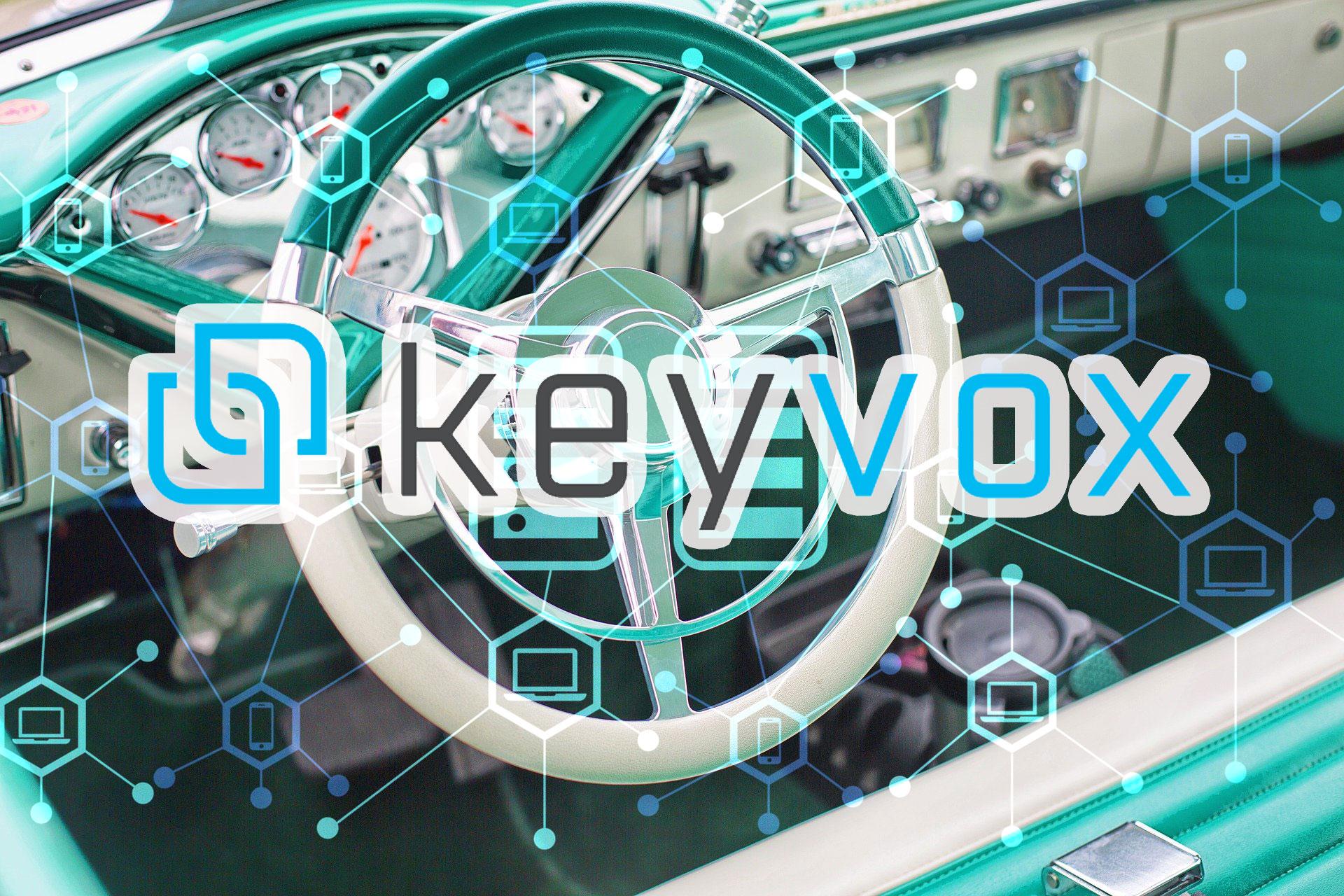 ブロックチェーンロック社、「KEYVOX」サービスのカーシェア事業に関する実証実験を完了