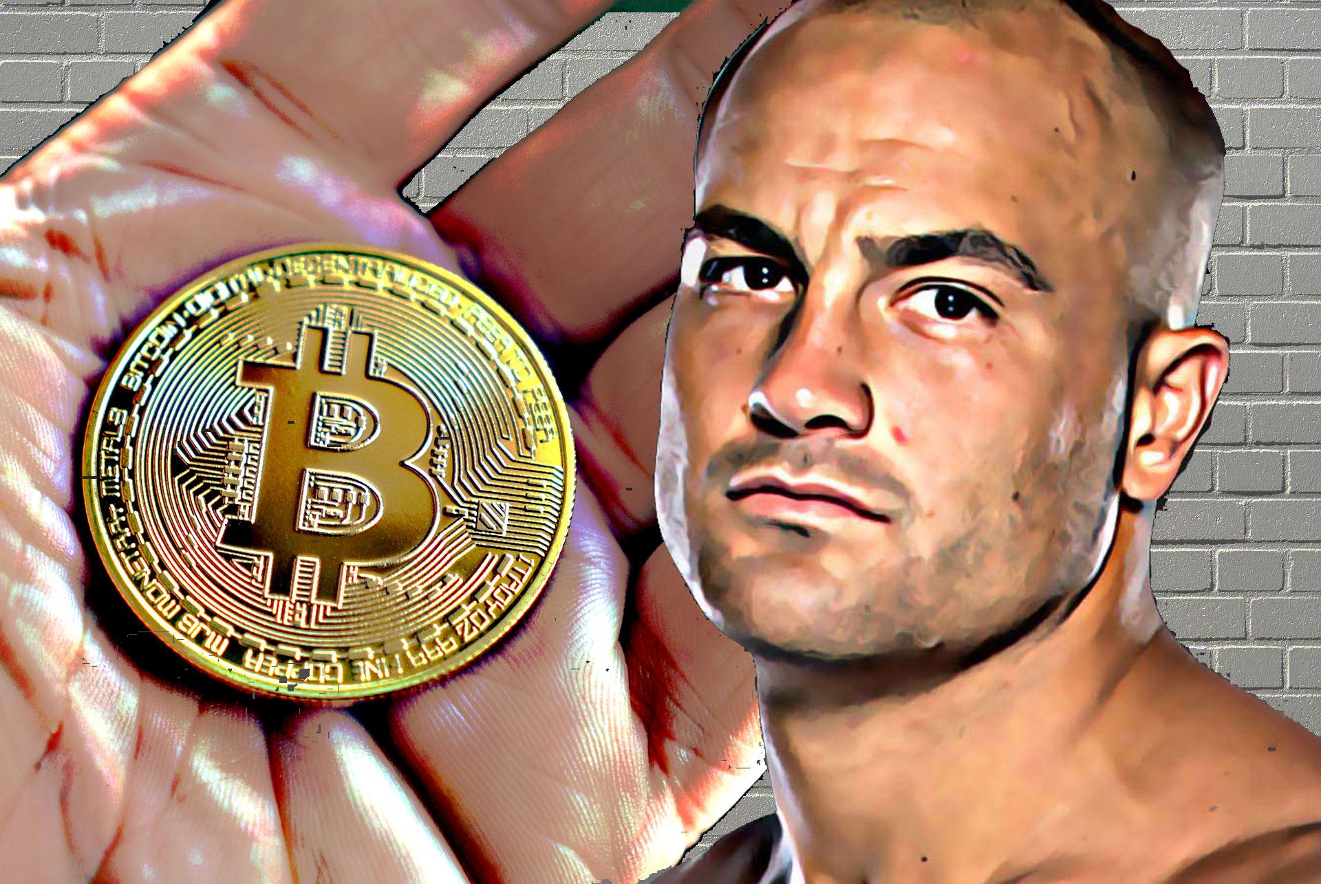 元UFC世界ライト級王者「もう傍観しておくことができない」:ビットコイン初購入へ