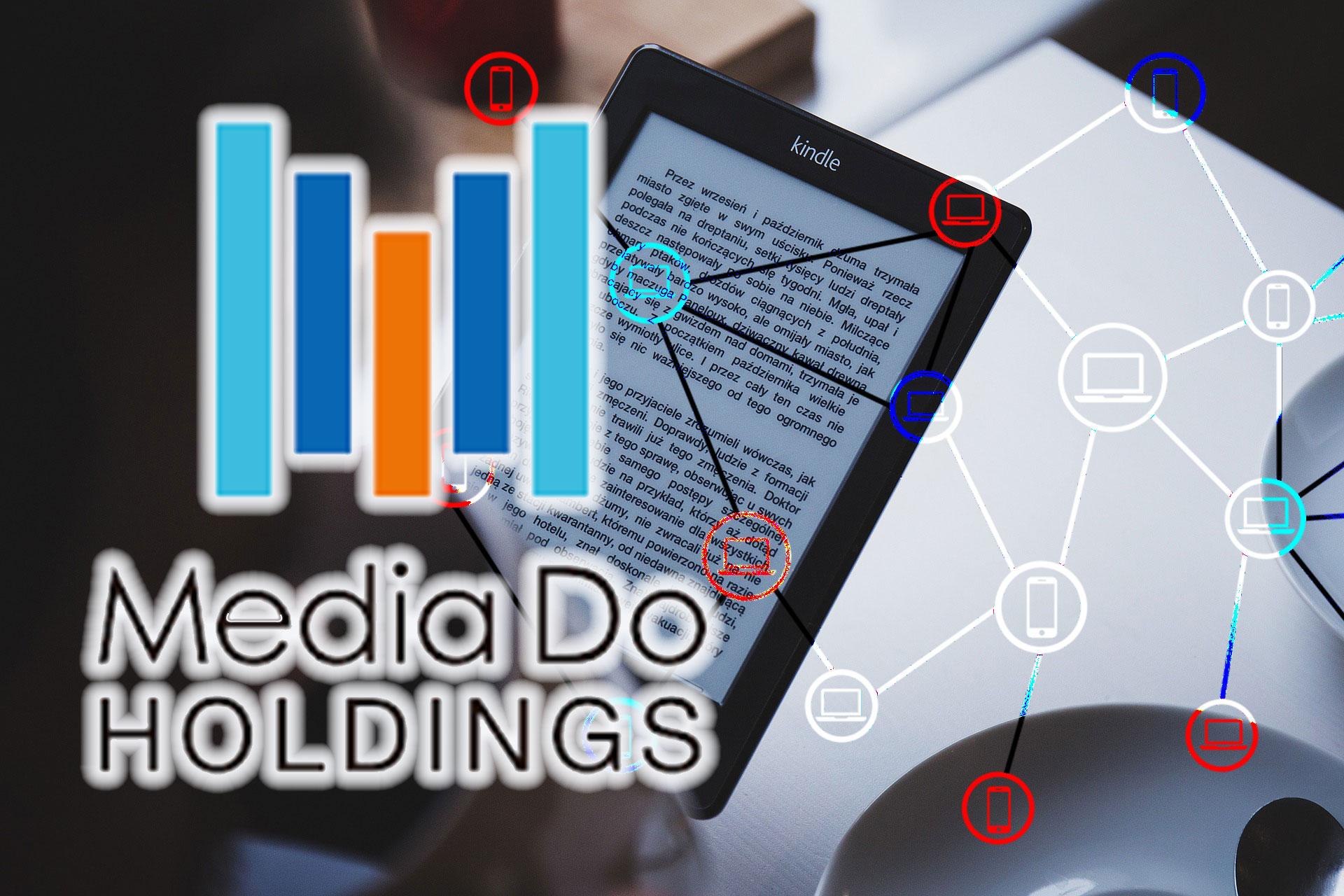 電子書籍取次大手のメディアドゥホールディングス、ブロックチェーンなどの新技術に投資!